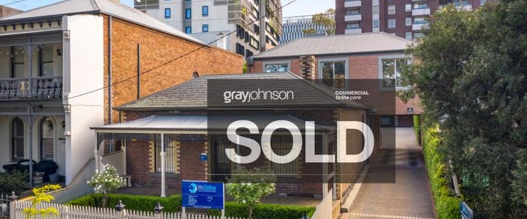 Medical / Consulting commercial property for sale at 64 Chapman Street North Melbourne VIC 3051