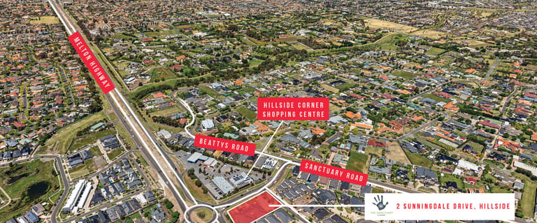Shop & Retail commercial property sold at 2 Sunningdale Drive Hillside VIC 3037
