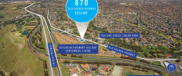 Medical / Consulting commercial property for sale at 870 Old Calder Highway Keilor VIC 3036