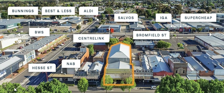 Shop & Retail commercial property sold at 52-56 Murray Street Colac VIC 3250