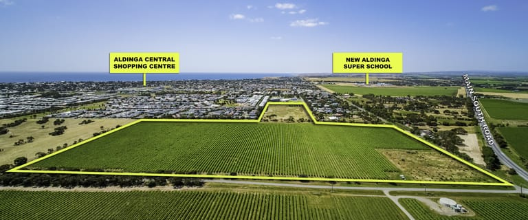 Development / Land commercial property for sale at Lt 801 How Road & Lt 1002 Ochre Drive Aldinga Beach SA 5173