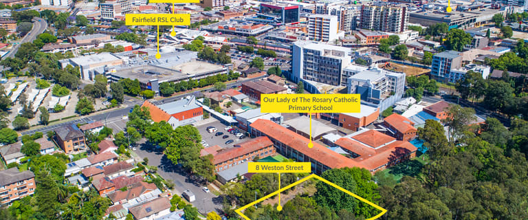 Development / Land commercial property for sale at 8 Weston Street Fairfield NSW 2165