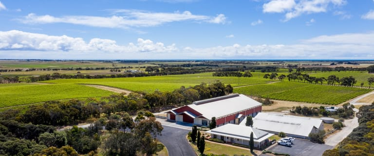 Rural / Farming commercial property for sale at Norfolk Rise 438 Limestone Coast Road Mount Benson SA 5275