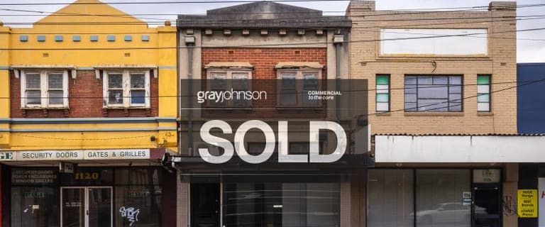 Shop & Retail commercial property for sale at 1118 Toorak Road Camberwell VIC 3124