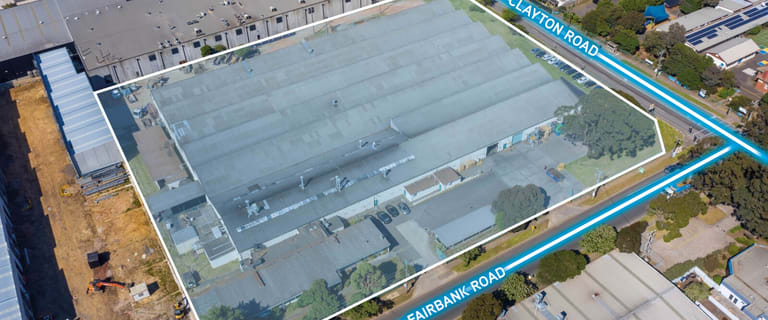 Factory, Warehouse & Industrial commercial property for sale at 142-146 Fairbank Road Clayton South VIC 3169