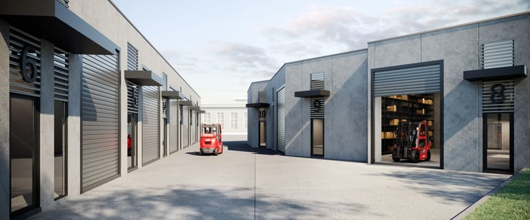 Factory, Warehouse & Industrial commercial property for sale at 77A Wright Street Sunshine VIC 3020