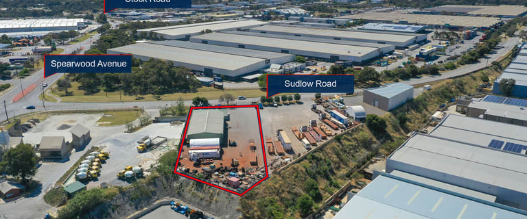 Factory, Warehouse & Industrial commercial property for sale at 10 Sudlow Road Bibra Lake WA 6163