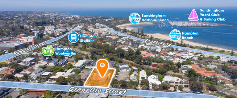 Development / Land commercial property for sale at 14-16 Grenville Street Hampton VIC 3188
