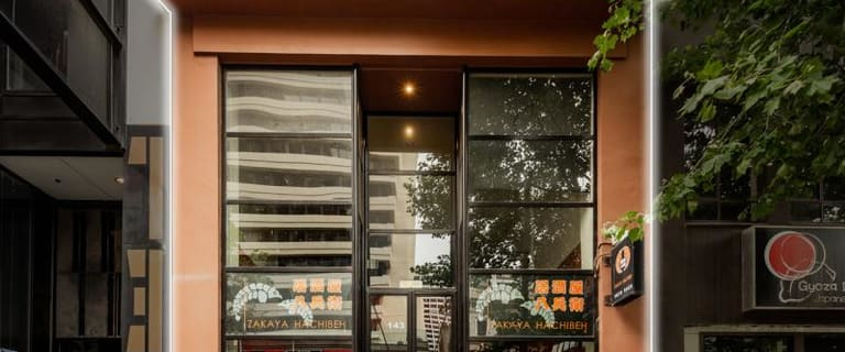 Shop & Retail commercial property for sale at 143-145 Bourke Street Melbourne VIC 3000