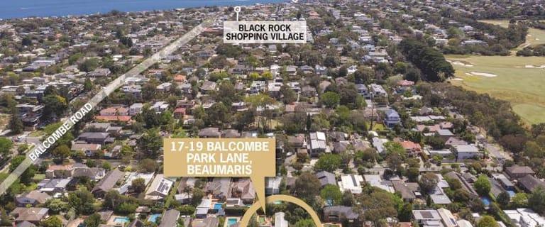 Development / Land commercial property for sale at 17-19 Balcombe Park Lane Beaumaris VIC 3193