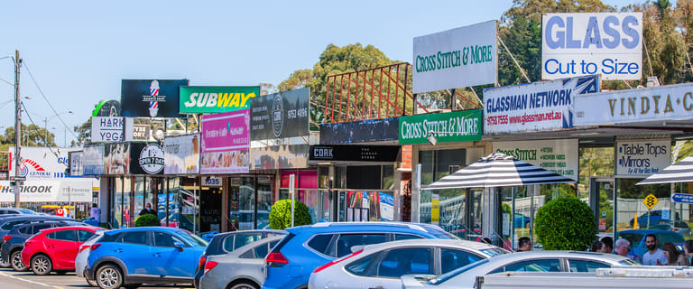 Shop & Retail commercial property sold at 1021 Burwood Highway Ferntree Gully VIC 3156
