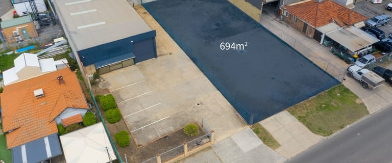 Factory, Warehouse & Industrial commercial property sold at 10 Lefroy Avenue Midland WA 6056