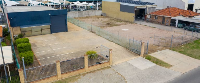 Factory, Warehouse & Industrial commercial property for sale at 10 Lefroy Avenue Midland WA 6056