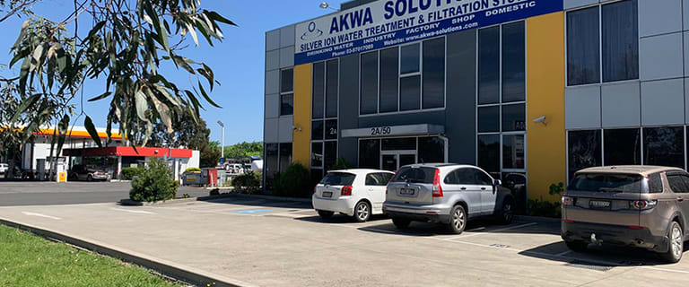 Factory, Warehouse & Industrial commercial property for sale at 2A/50 Princes Highway Eumemmerring VIC 3177