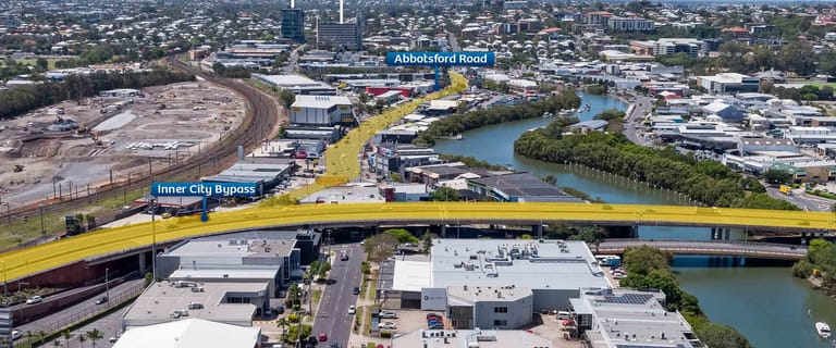 Factory, Warehouse & Industrial commercial property for sale at 19 Thompson Street Bowen Hills QLD 4006