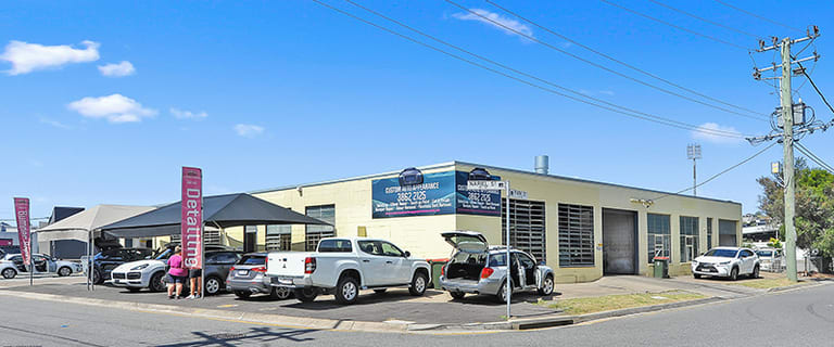 Factory, Warehouse & Industrial commercial property for sale at 2-4 Park Street Albion QLD 4010