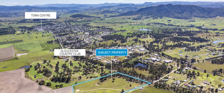 Development / Land commercial property for sale at 4573 The Bucketts Way Gloucester NSW 2422