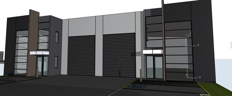 Factory, Warehouse & Industrial commercial property for sale at 1&2/37 Paramount Boulevard Cranbourne West VIC 3977