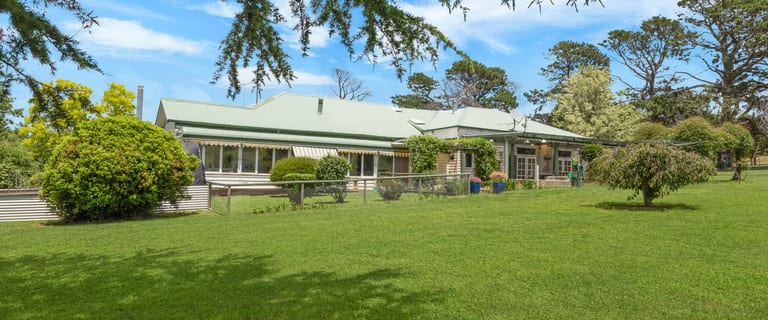 Rural / Farming commercial property for sale at 479 Cuddyong Road Crookwell NSW 2583