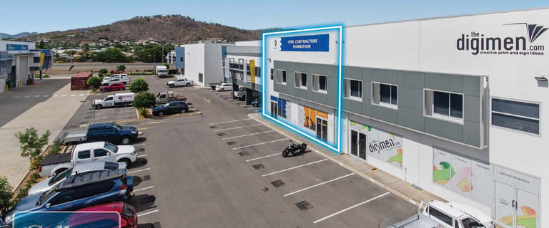 Factory, Warehouse & Industrial commercial property for sale at 13/547 Woolcock Street Mount Louisa QLD 4814