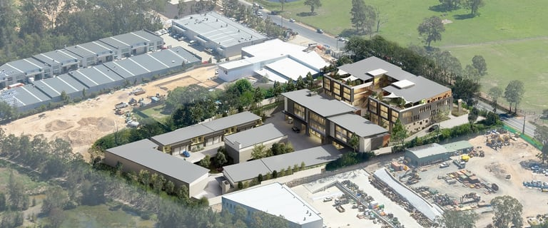 Factory, Warehouse & Industrial commercial property for sale at Providence/318 Annangrove Road Rouse Hill NSW 2155