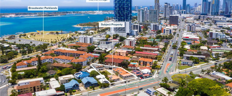 Development / Land commercial property for sale at 185 -189 High Street Southport QLD 4215