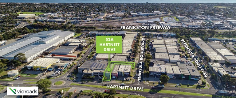 Factory, Warehouse & Industrial commercial property sold at 52A Hartnett Drive Seaford VIC 3198