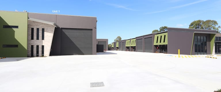 Factory, Warehouse & Industrial commercial property for sale at 1/19 Gateway Court Coomera QLD 4209