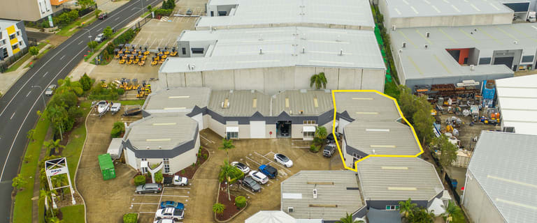 Factory, Warehouse & Industrial commercial property for sale at 2/9 Technology Drive Arundel QLD 4214