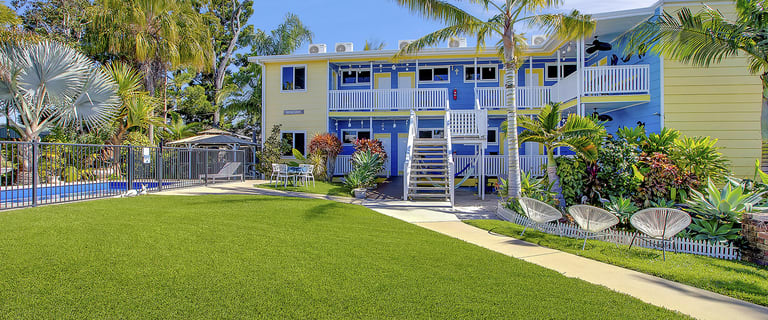 Hotel, Motel, Pub & Leisure commercial property for sale at Coral Inn Boutique Hotel Yeppoon QLD 4703