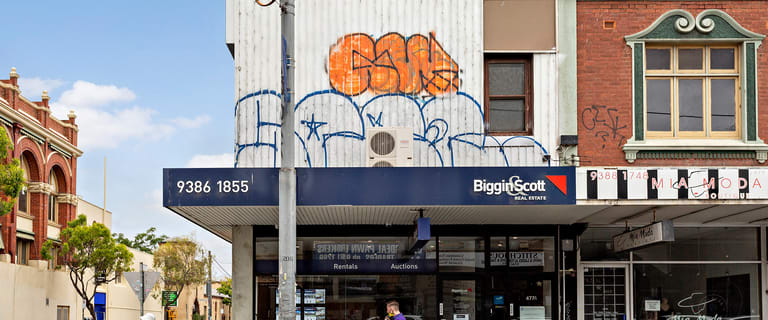 Shop & Retail commercial property for sale at 477-477A Sydney Road Brunswick VIC 3056