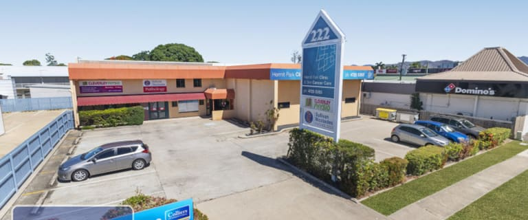 Medical / Consulting commercial property for sale at 222 Charters Towers Road Hermit Park QLD 4812