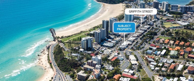 Offices commercial property for sale at 4 Griffith Street Coolangatta QLD 4225