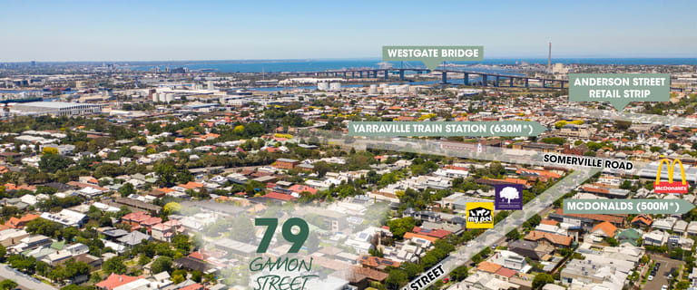 Shop & Retail commercial property sold at 79 Gamon Street Yarraville VIC 3013