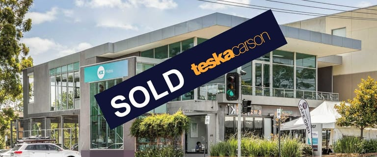 Offices commercial property sold at 207 Blackburn Road Mount Waverley VIC 3149