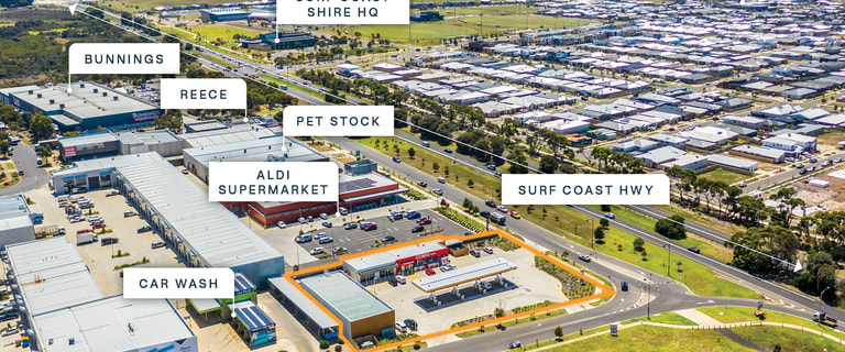 Shop & Retail commercial property for sale at 20 Winki Way Torquay VIC 3228