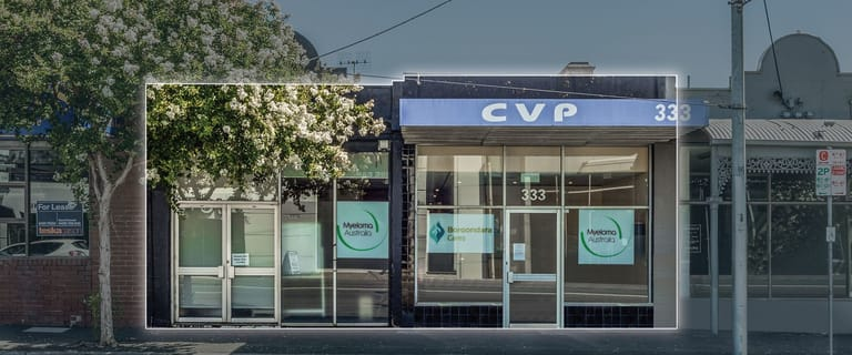 Shop & Retail commercial property sold at 331-333 Swan Street Richmond VIC 3121