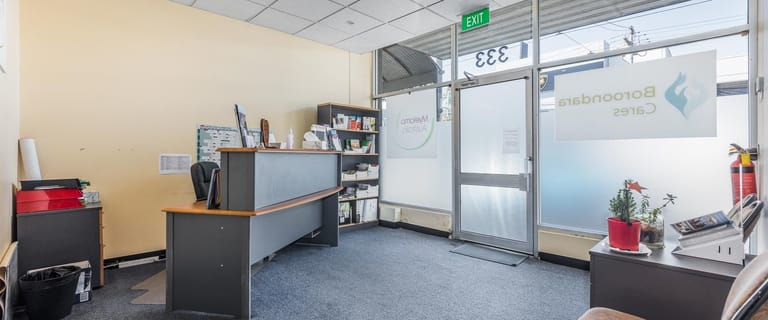 Development / Land commercial property sold at 331-333 Swan Street Richmond VIC 3121