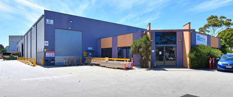 Factory, Warehouse & Industrial commercial property for sale at 1-3 Ventura Place Dandenong South VIC 3175