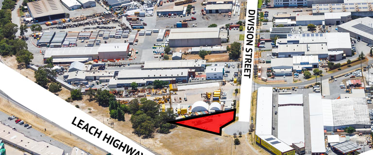 Development / Land commercial property sold at 18 Division Street Welshpool WA 6106
