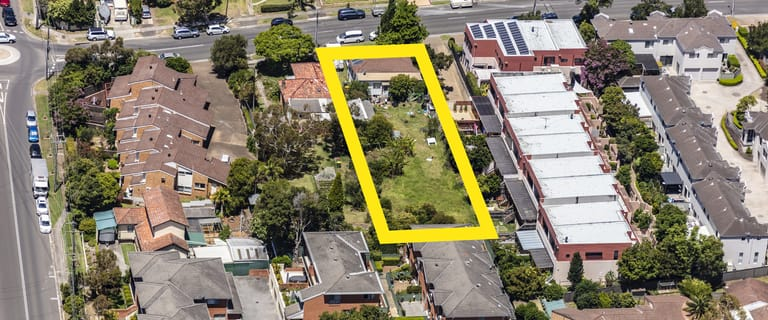 Development / Land commercial property sold at 85 Caldarra Ave Engadine NSW 2233