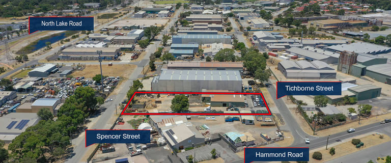 Factory, Warehouse & Industrial commercial property for sale at 7 Spencer Street Cockburn Central WA 6164