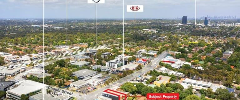 Showrooms / Bulky Goods commercial property for sale at 143A Whitehorse Road Blackburn VIC 3130