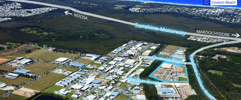 Factory, Warehouse & Industrial commercial property for sale at 9 Quanda Road Coolum Beach QLD 4573