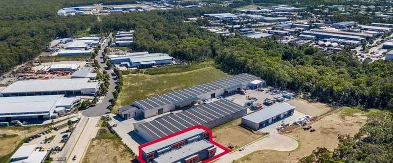 Factory, Warehouse & Industrial commercial property for sale at Unit 1-8/31 Yilen Close Beresfield NSW 2322