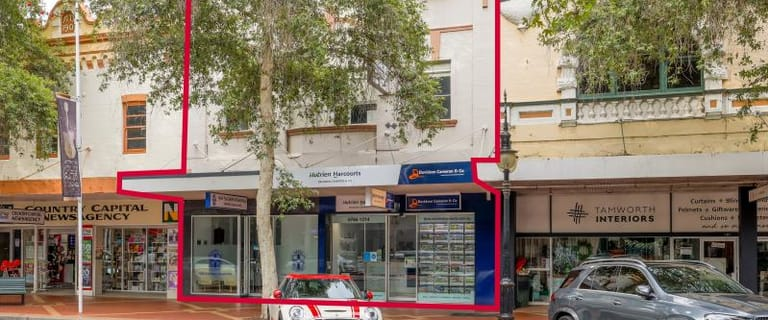 Offices commercial property for sale at Suites 1 & 2 / 287 Peel Street/287 Peel Street Tamworth NSW 2340