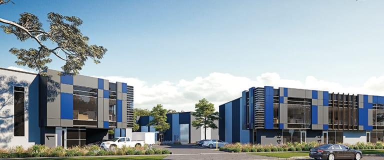 Factory, Warehouse & Industrial commercial property for sale at 25 Trafalgar Road Epping VIC 3076