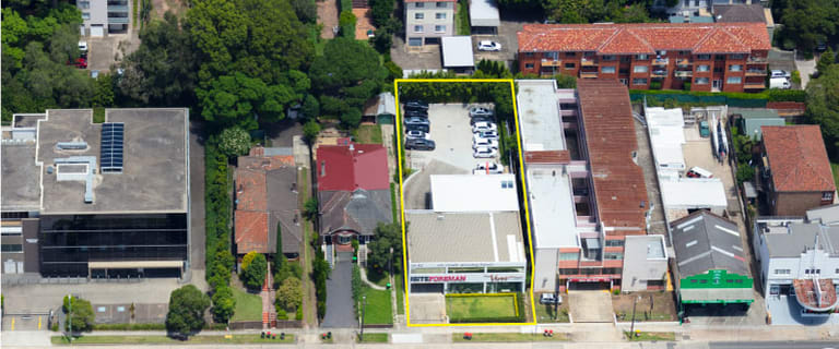 Showrooms / Bulky Goods commercial property for sale at 38-40 Parramatta Road Summer Hill NSW 2130