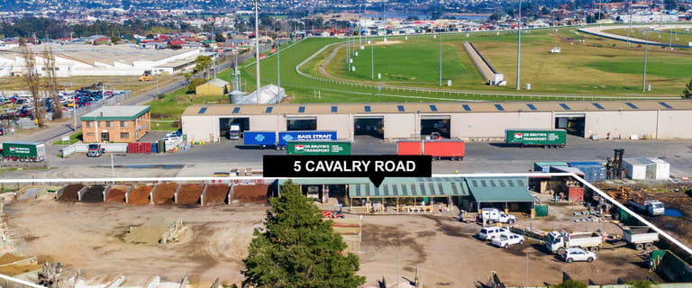 Factory, Warehouse & Industrial commercial property for sale at 5 Cavalry Road Mowbray TAS 7248