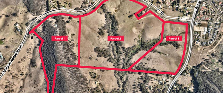 Development / Land commercial property for sale at 33 & 111 Magpie Hollow Road South Bowenfels NSW 2790
